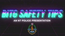 NT Police Have Made A Music Festival Safety Video, And It's 'Fully