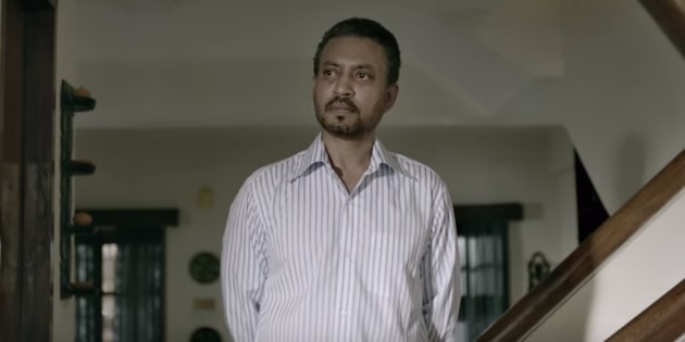Irrfan Khan in the trailer of 'Doob'.