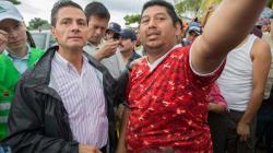 Peña Nieto viajó a Chiapas y esto fue lo que