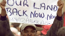 How The ANC Plans To Roll Out Land