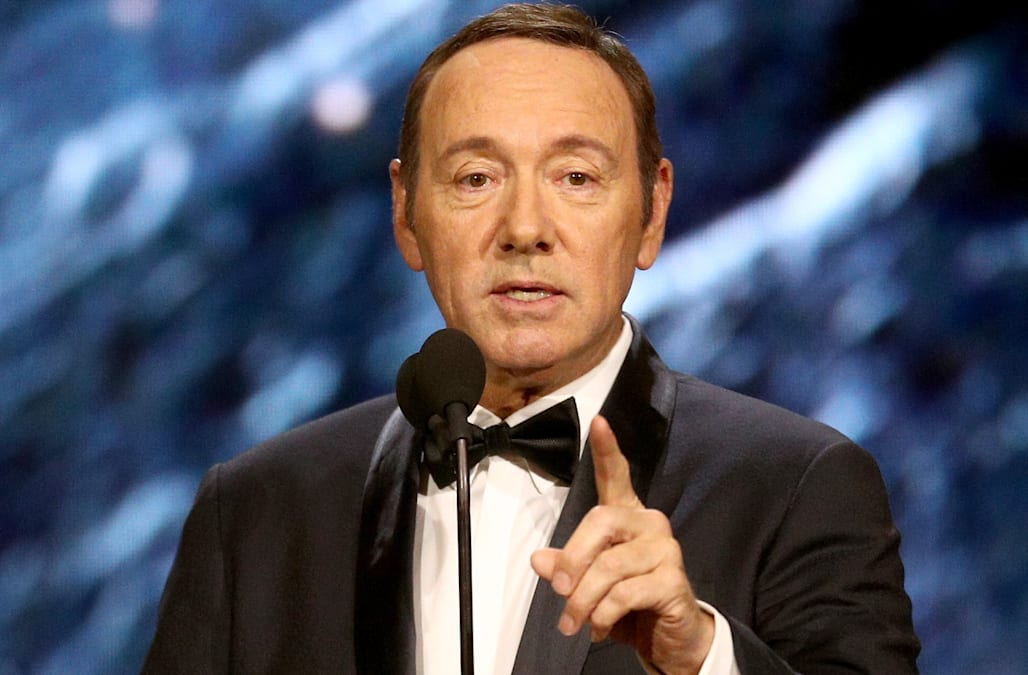 Ex-Boston TV news anchor says Kevin Spacey sexually assaulted her