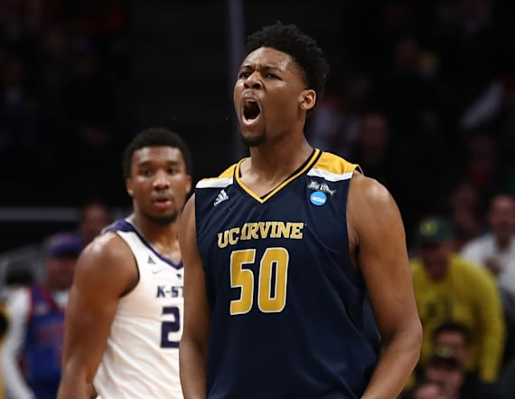 UC Irvine pulls off upset, topples Kansas State