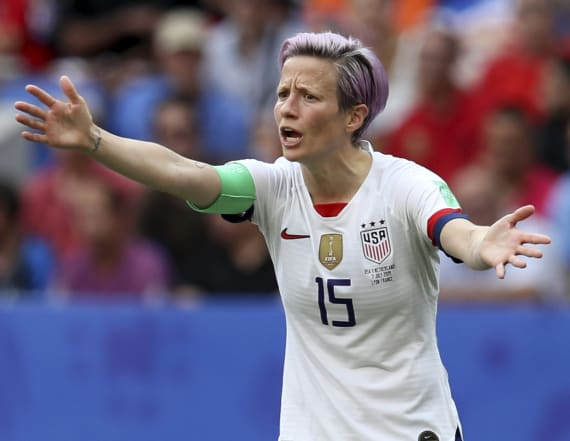 US Soccer says men, women perform 'different jobs'