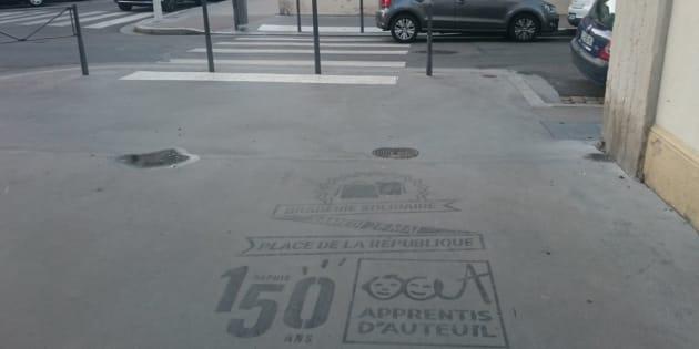 Lyon partant pour les publicités sur les trottoirs, Bordeaux grogne, Nantes refuse