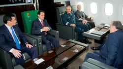 Viajes de Peña Nieto y Calderón al descubierto, ordena