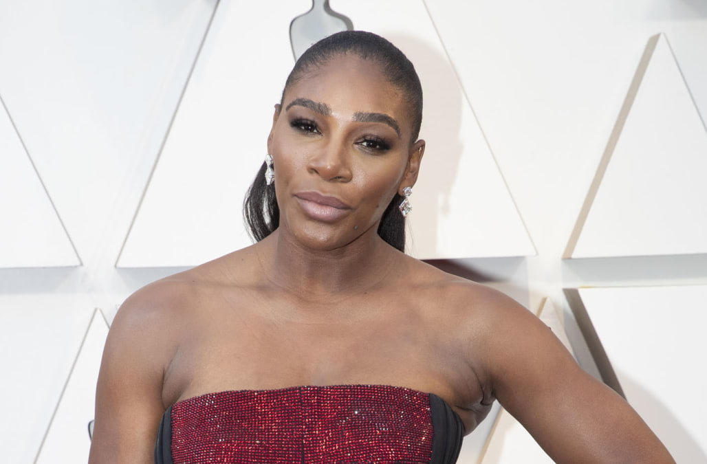 Serena Williams creates a wrap dress for all body types - AOL Lifestyle