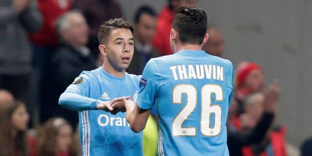 Europa League: Marseille-Athletic Bilbao et Lyon-CSKA Moscou en 8es de finale