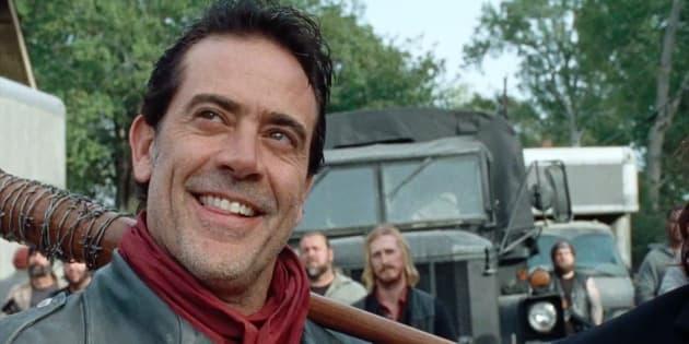 """""""The Walking Dead"""" saison 7 épisode 16 (S07E16), théâtre de l'affrontement entre Rick et Negan."""