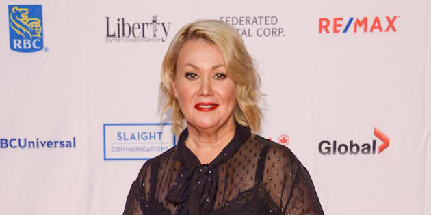 Singer Jann Arden attends 2017 Canada's Walk of Fame at The Liberty Grand on Nov. 15, 2017 in Toronto.