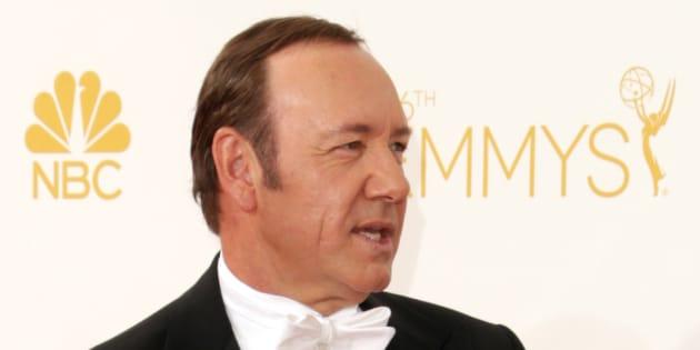 Les Emmys retirent à Kevin Spacey la statuette d'honneur qu'il devait recevoir fin novembre