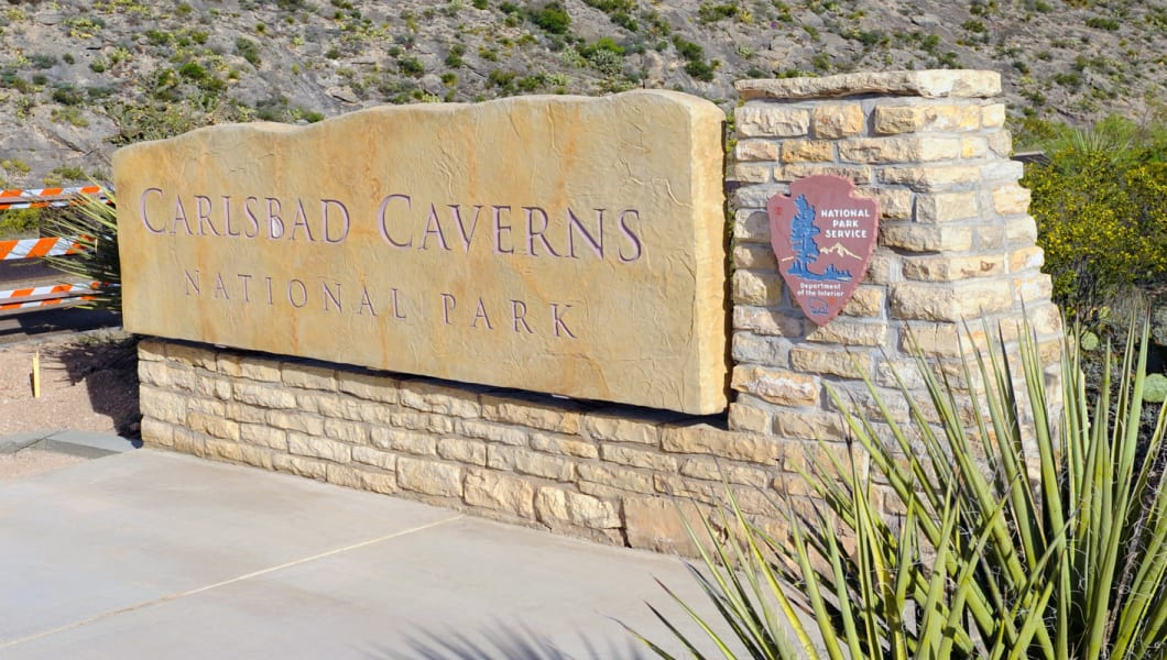 Carlsbad Caverns National Park, New Mexico, USA