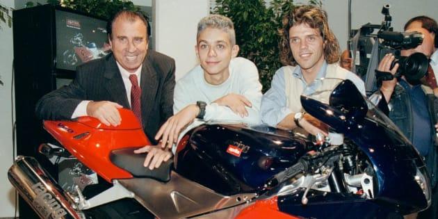 Moto, morto il presidente dell'Aprilia Beggio
