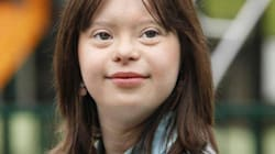La joven con síndrome de Down que se convirtió en