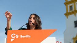 Inés Arrimadas, sobre Susana Díaz: