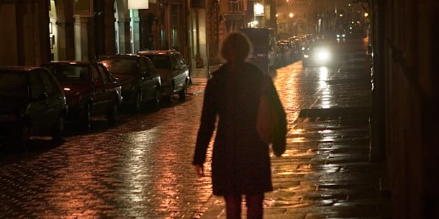 One in three young Aussie women avoid public places when night falls.