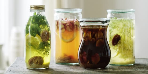 Kombucha now comes in a huge variety of flavours, and you can even make your own.