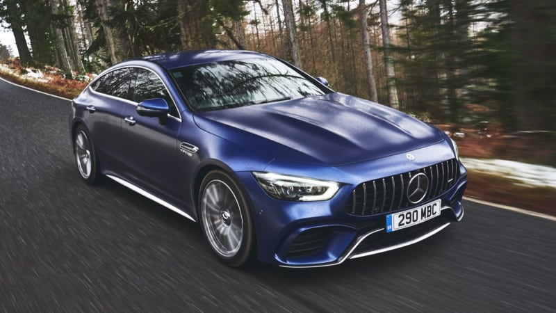 2020 Mercedes-AMG GT 63 S Sedan First Drive Review