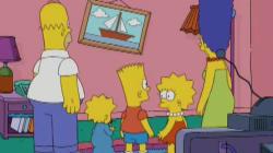 'Los Simpson' tienen un nuevo invitado en su