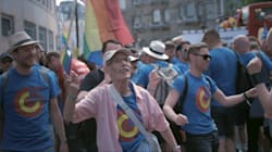 86-Year-Old Gay Man Proves You're Never Too Old To Attend Your First
