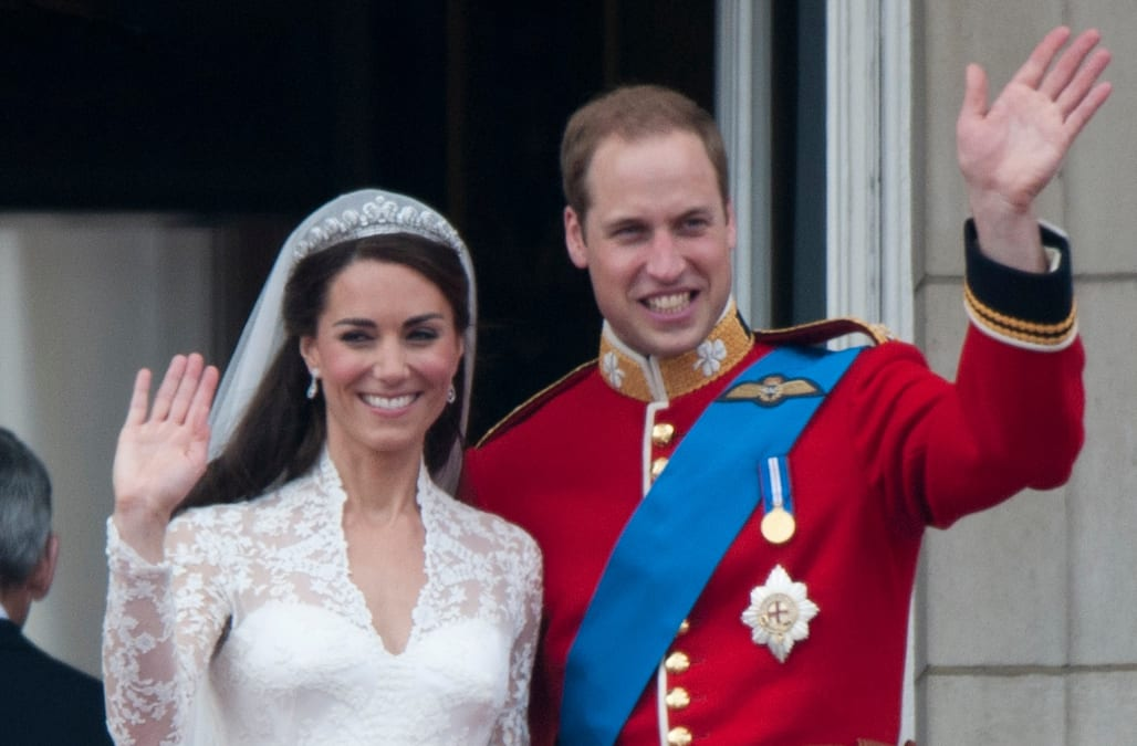 03421c35f4e7 Kate Middleton's wedding dress had a secret message—but no one knew about it