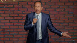 'Jerry before Seinfeld' é 75% stand-up e 25%
