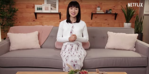 Imagen del programa 'Tidying Up with Marie Kondo', de Netflix