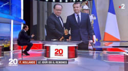 Cette presque citation de Hollande sur Macron vaut le