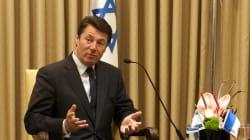 Estrosi part en Israël soutenir Netanyahu contre la diplomatie