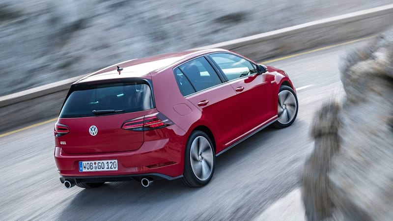 The Seventh Generation Volkswagen Golf Is Gearing Up For A Mid Cycle  Refresh For The 2018 Model Year. In Addition To Visual Changes And Upgraded  Technology, ...