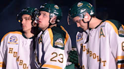 Humboldt Broncos Make Emotional Return To The Ice After Deadly