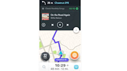 ¿Qué hace más leve el tránsito? Waze y Spotify tienen la