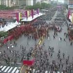 Explosions pendant un discours de Maduro, le président du Venezuela dénonce