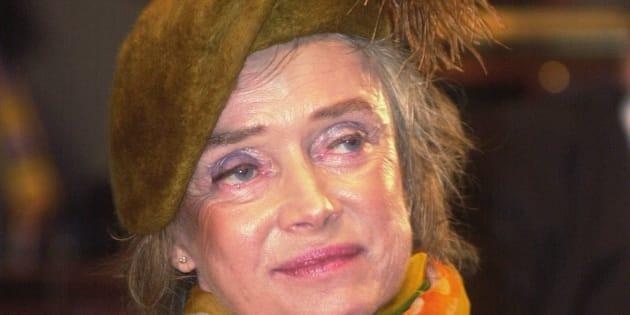 Niki de Saint Phalle en 2000.  (Illustration)