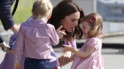 Kate Middleton Is SO Relatable When Dealing With Charlotte's Epic