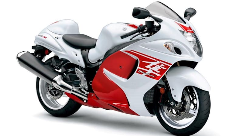 Suzuki won't build 2019 Hayabusa motorcycles | Autoblog