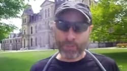 Video Of Alleged Fredericton Shooter Protesting Immigration Reveals