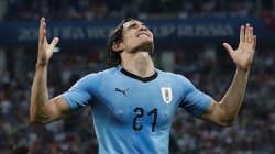 Uruguai despacha Portugal e Cristiano Ronaldo dá adeus à Copa da