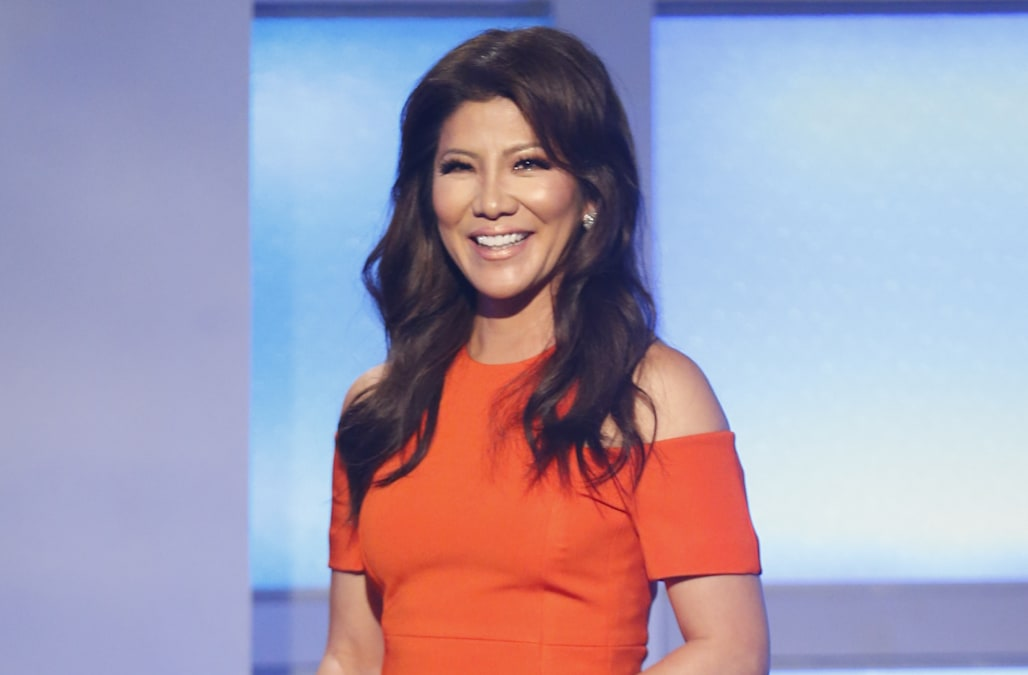 But First Is Julie Chen Out At Big Brother The Hosts Role Is Up In The Air And She May Be Hanging Up Her Hat As The Host Of The Cbs Reality