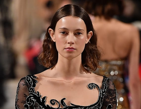 The prettiest gowns from 2018 New York Fashion Week