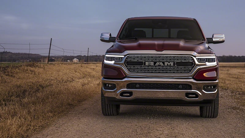 Fiat Chrysler Is Spending More Than 300 Million To Fix Production Issues With The New 2019 Ram 1500 Pickup As Plant Where It S Built Running Below