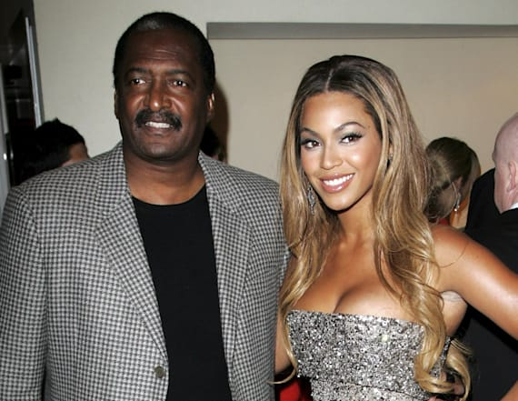 Beyonce's father has breast cancer