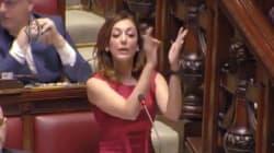La deputata di Fdi interviene in Aula nella lingua dei segni. E fa cambiare idea al