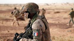 Des soldats des forces spéciales françaises ont été envoyés en