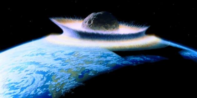 Le gouvernement américain réfléchit à quoi faire face à un astéroïde destructeur.