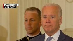 Cette surprise d'Obama a fait fondre Joe Biden en