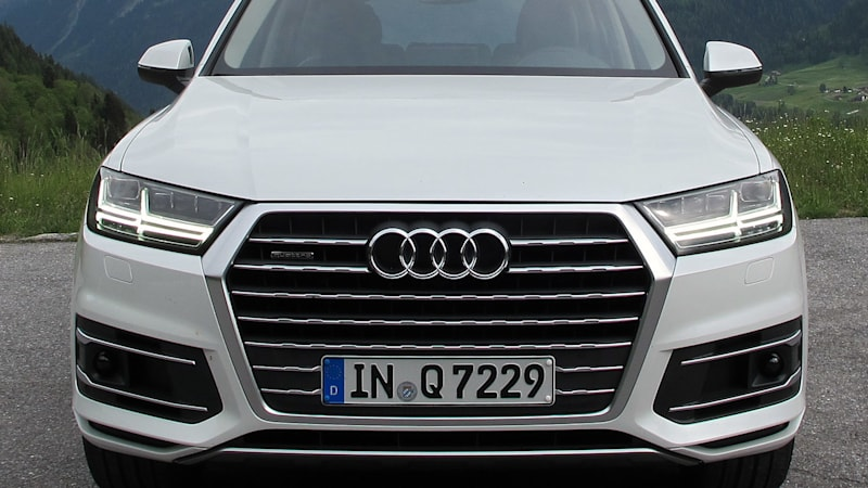 Audi confirms Q8, electric CUV in the works
