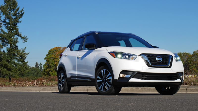 2018 Nissan Kicks Quick Spin Review Autoblog
