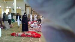 Dans le Sinaï égyptien, l'attaque d'une mosquée fait au moins 305
