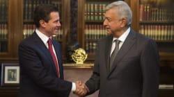 VIDEO: El día histórico de AMLO en Palacio