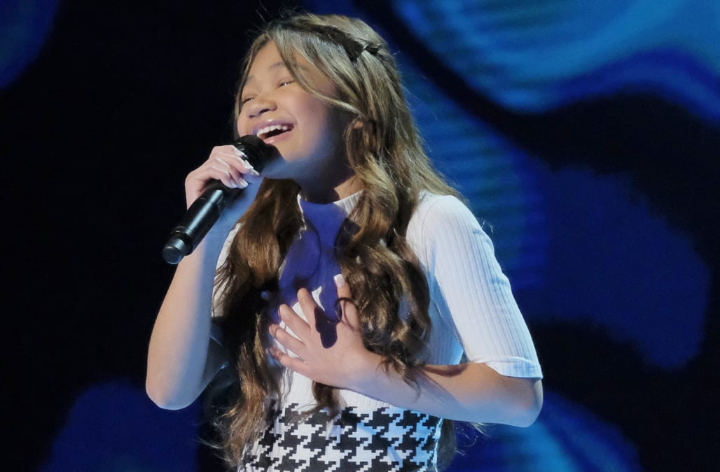 Angelica Hale returns to 'America's Got Talent,' gets